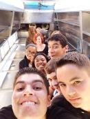 food truck selfie