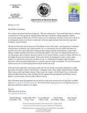 GHS Innovation Letter to Parents 10.30.14-page-001
